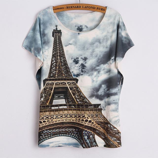 Paris t-shirt GWCC PK